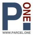 Parcel one Logo